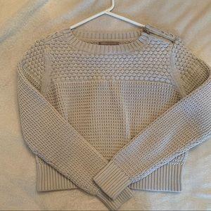 Banana republic knit Crewneck pullover sweatshirt